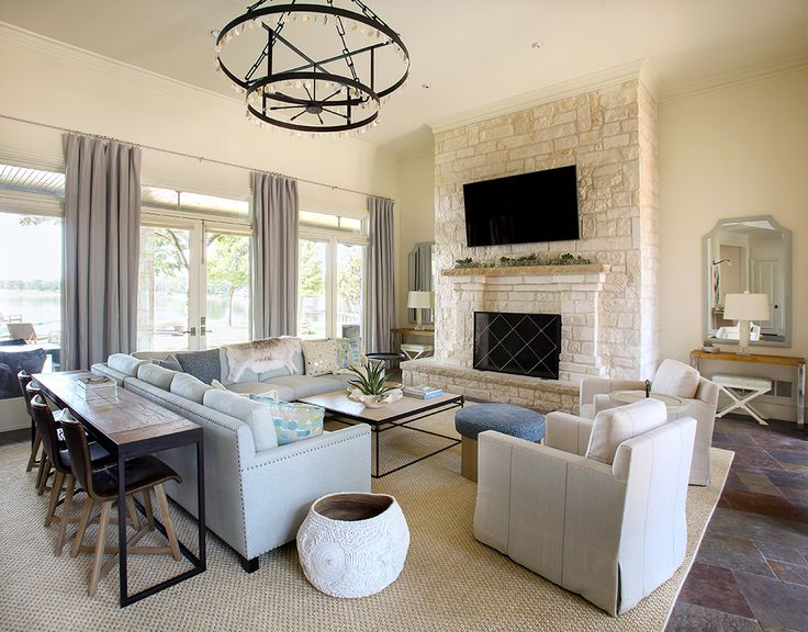 Living Room Additional Seating Ideas