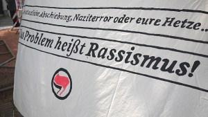 Rechte Freakshow in Kaiserswerth