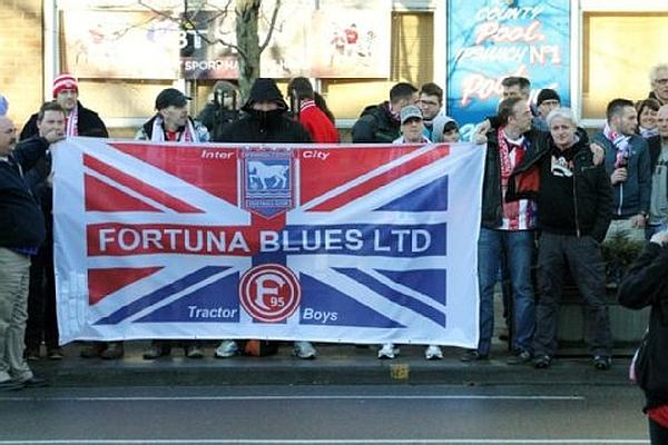 Alte Freundschaft: Fortuna Düsseldorf und Ipswich Town FC
