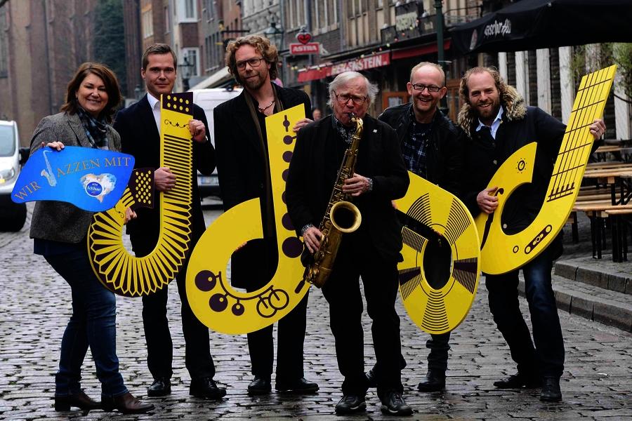 Jazz Rally 2015: Doldinger war auch dabei