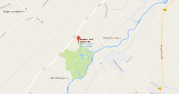 Google-Map: Museumsinsel Hombroich