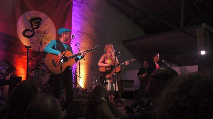 Acoustic Summer - ein hochmusikalischer Tag im August