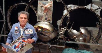 Charles Wilp, der Astronaut unter den Düsseldorfer Werbekünstlern