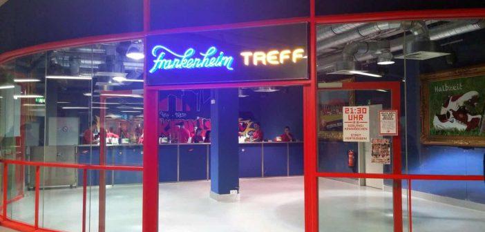 Der Frankenheim Treff in der Arena...