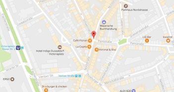 Google-Map: Nordstraße