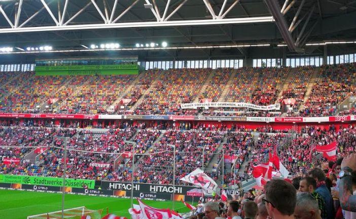 F95 vs 1860 0:1 - Fan-Transparent gegen Bannerzensur