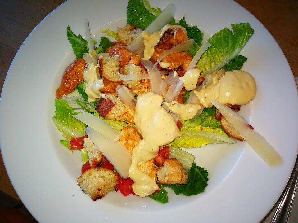 RdW: Mein wunderbarer Caesar's Salad