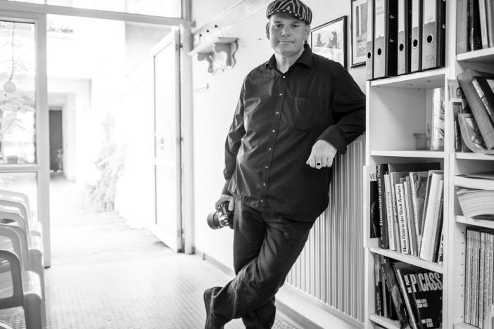 Markus Luigs, der Fotograf der Düsseldorfer Perlen