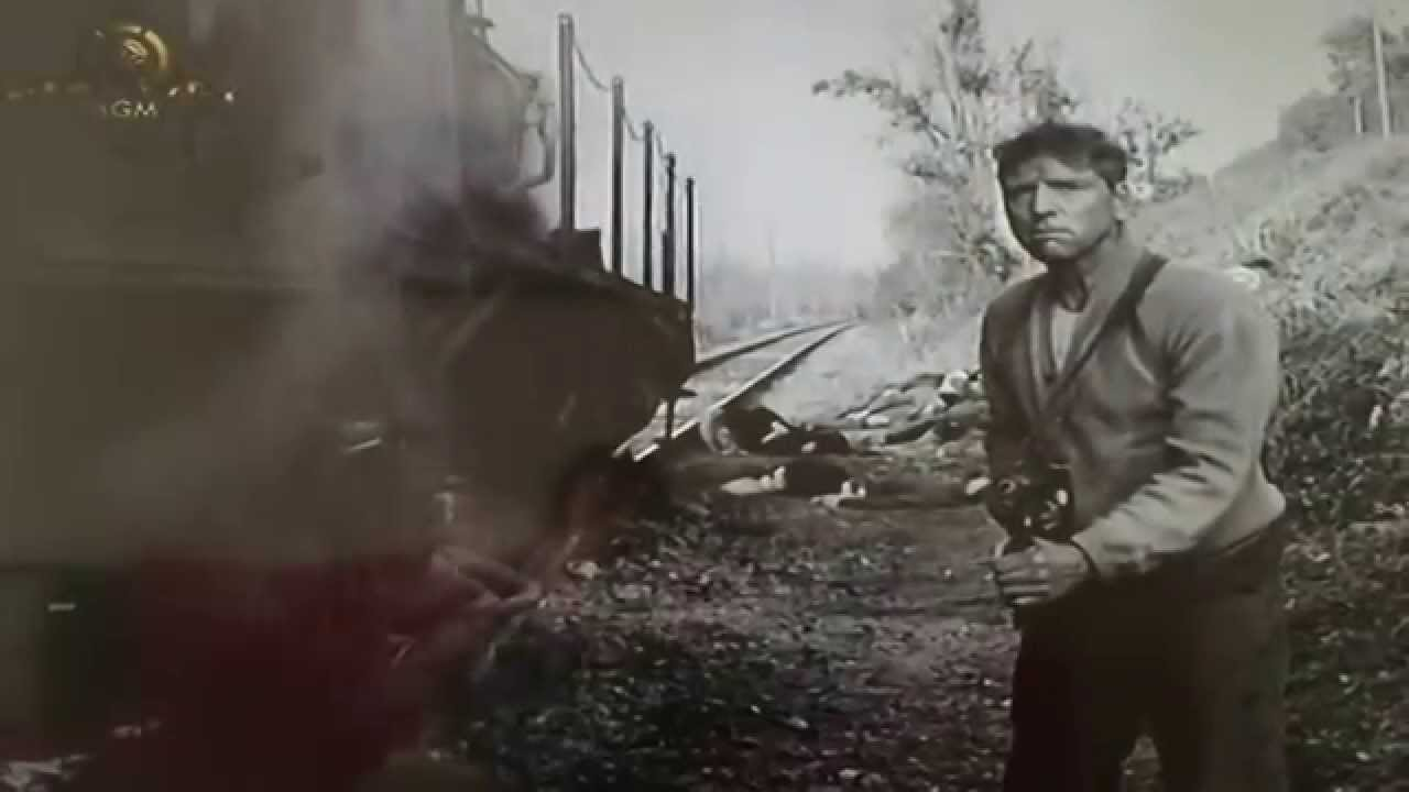 """Burt Lancaster in """"The Train"""" (Symbolfoto)"""
