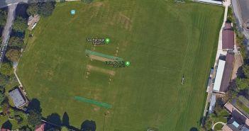 Google-Map: Der Ground an der Sandygate Road in Sheffield