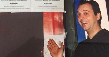 Und so sah Gerd Röpke 2000 bei der Gründung von Sushitaxi ManThei aus