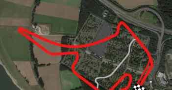 Geleakt: Ein erster Plan für die Streckenführung