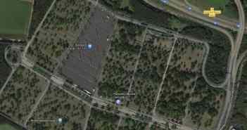 Google-Map: Um diese graue Fläche geht es...