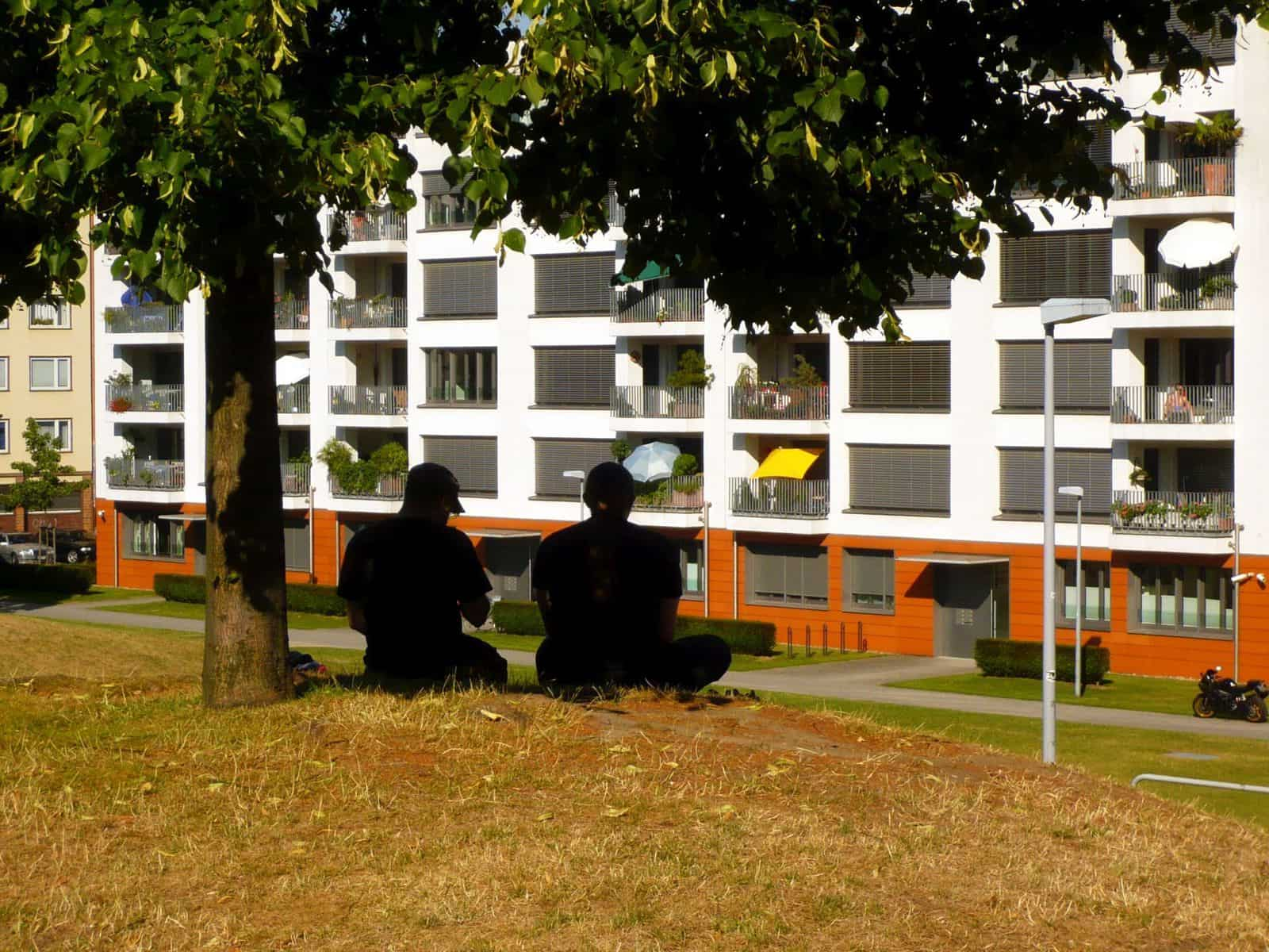 BdW21: Im Bürgerpark