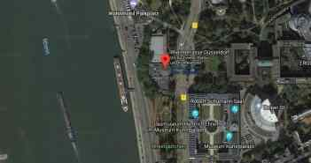 Google-Map: Rheinterrasse und Rheingärtchen