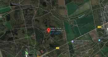 Google-Map: Hildener Heide