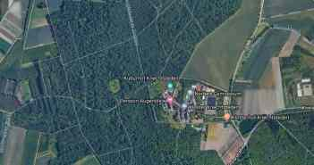 Google-Map: Knechtstedener Busch