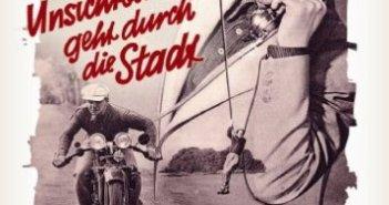 """""""Ein Unsichtbarer geht durch die Stadt"""" von 1933"""