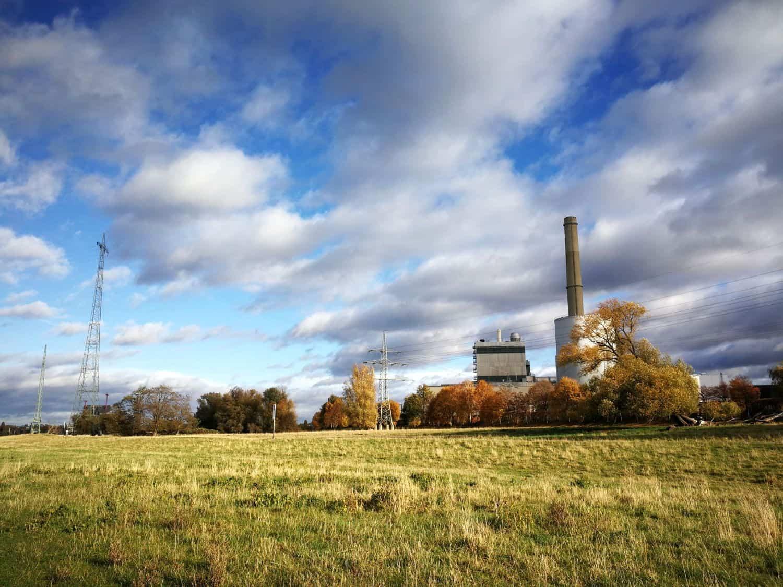 Ortsangabe: Lausward - die stille Ecke am Kraftwerk (eigenes Foto)