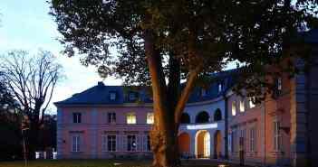 Das Theatermuseum öffnet sich zum Hofgarten