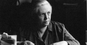 Hulda Pankok im Jahr 1957