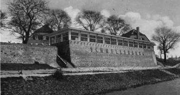Die neue Schnellenburg in den Dreißigerjahren