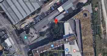 Google-Map: Rather Straße 25