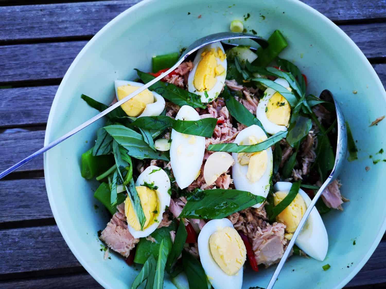 RdW: Der authentische Salade Niçoise