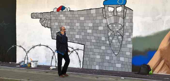 Klare Kritik an der europäischen Migrationspolitik