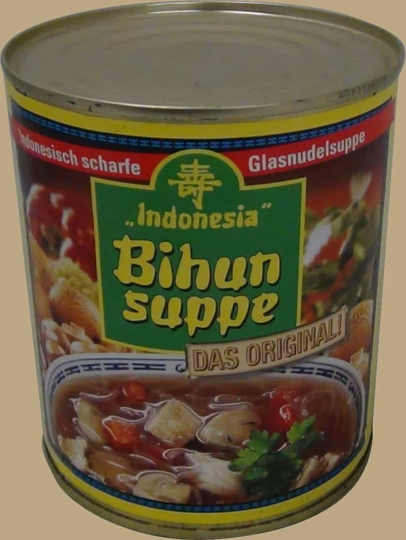 RdW: Indonesische Bihun-Suppe, selbstgemacht