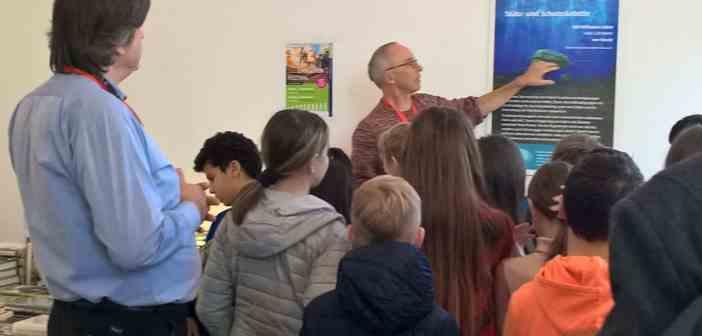 Kinder lernen, was Evolution ist - ein wichtiger Aufklärungsdienst