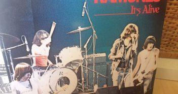 Ramones ihr Livealbum aus den späteren Tagen