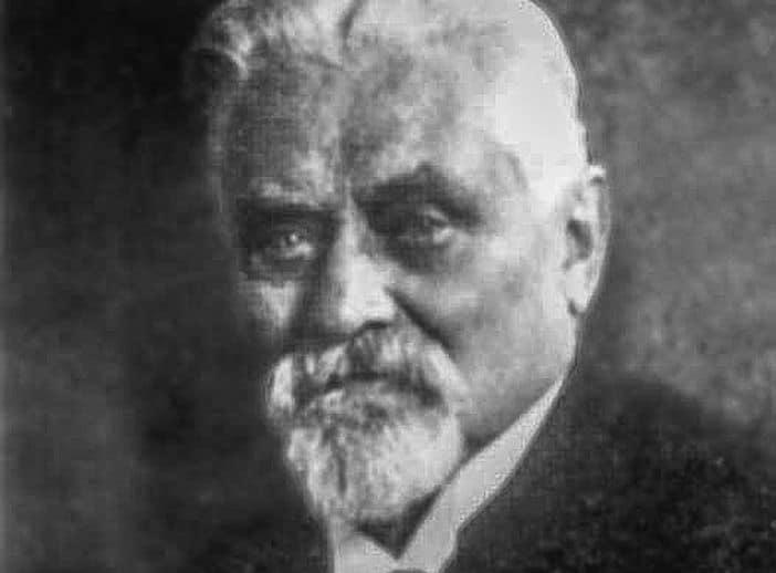 August Bagel brachte 1848 seine Druckerei nach Düsseldorf