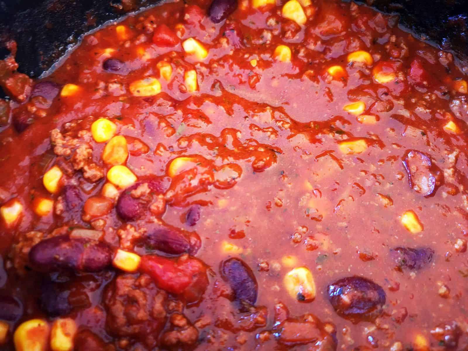 RdW: Chili mit und ohne Carne