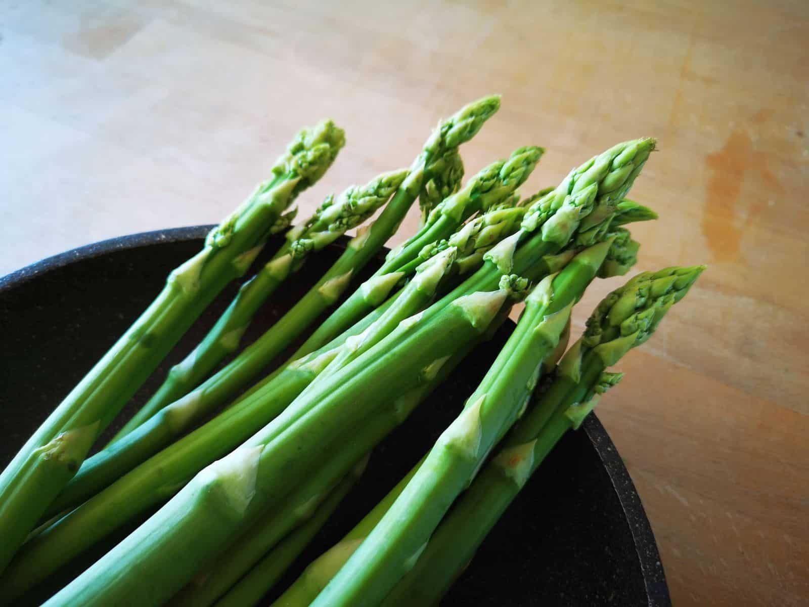 RdW: Salat vom grünen Spargel