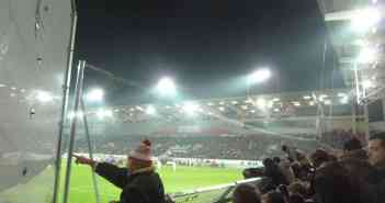 """Dezember 2012: Aktion """"12:12"""" und die Pokalblamage in Offenbach"""