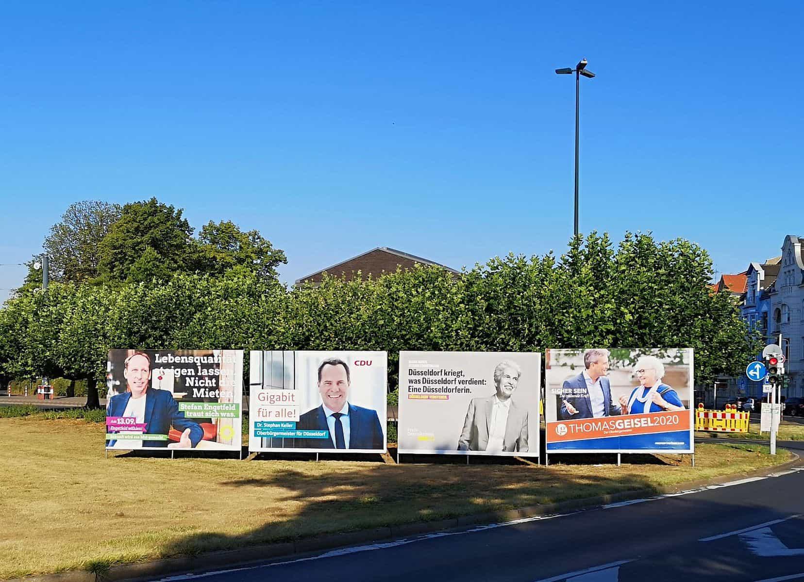 OB-Wahl 2020: Die vier aussichtsreichsten Kandidat*innen