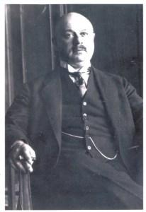 Albert Schöndorff, der Mann, der die Siedlung Tannenhof ermöglichte
