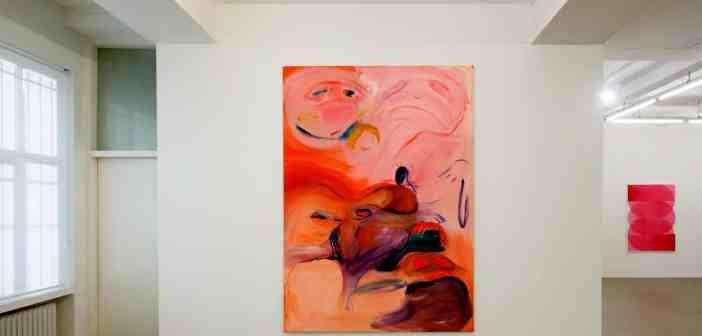 Die letzte Ausstellung: Aneta Kajzer & Thomas Trum im November 2020 (Foto: Conrads)