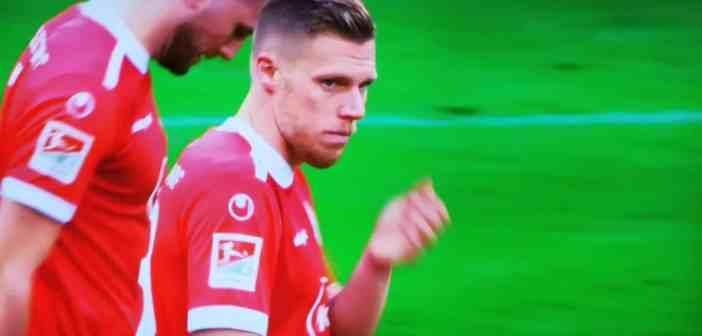 Pauli vs F95: Knipser Hennings vor dem Spiel (Screenshot)