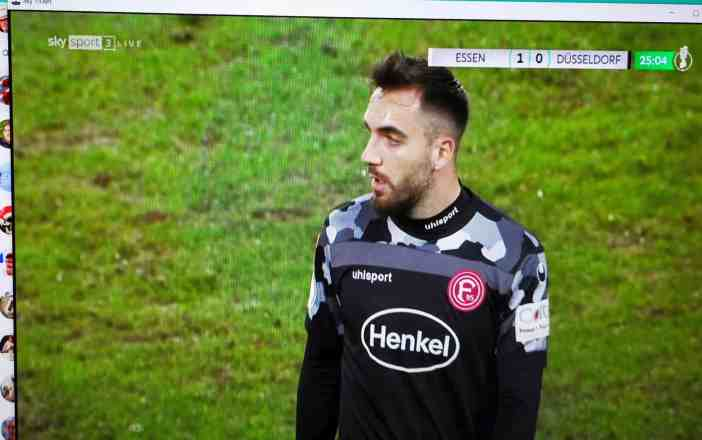 RWE vs F95: Der Karaman (Sky Screenshot)