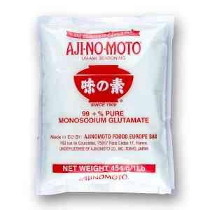 Aji-No-Moto - das Original in Sachen Glutamat (Foto: gourmet-versand.de)