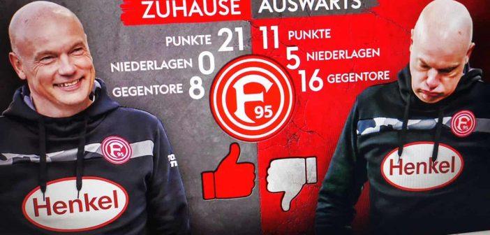 F95 vs Kiel: Eine Bilanz
