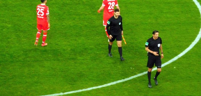 F95 vs Bochum: Und dann war Schluss (Foto: TD)