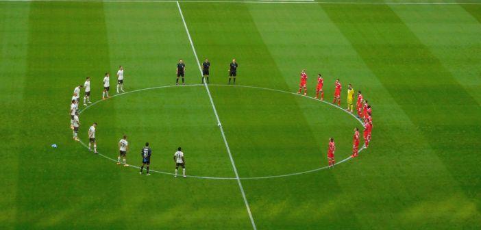 F95 vs St. Pauli: Gedenkminute für unseren Hans Noack (Foto: TD)