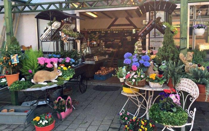 Der Hofladen van der Wingen in Hamm an der Fährstraße (Foto: Hofladen van der Wingen)