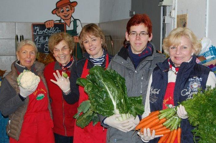 Das Team von Obst und Gemüse Angela Miggitsch in Itter(Foto: Miggitsch)