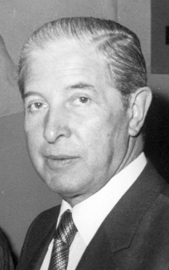 Dr. Franz Loogen 1984 (Foto via Wikimedia)