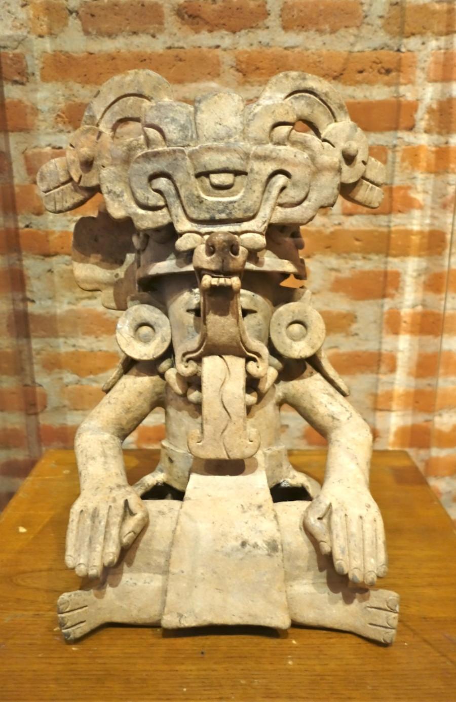Oaxaca - Museo de las Culturas de Oaxaca