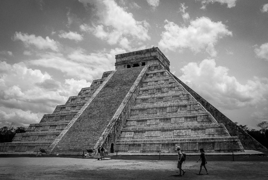 Mexico Chichen Itza-3